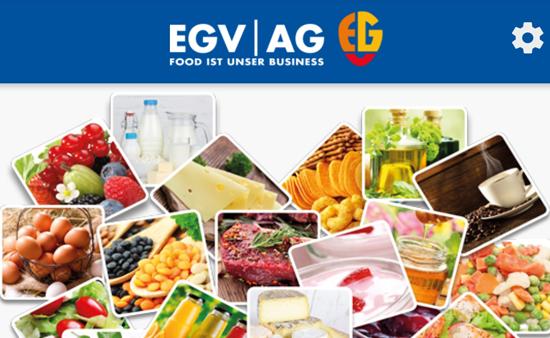Die EGV-App