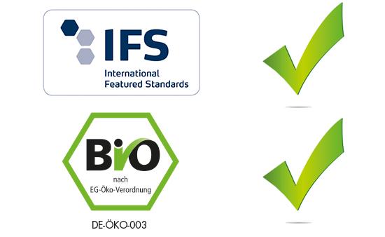 IFS- und BIO-Audits
