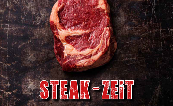 Steak-Zeit